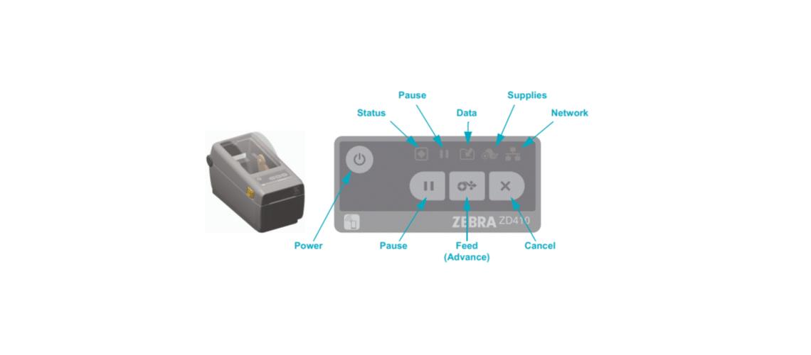 zebraz410 calibration information